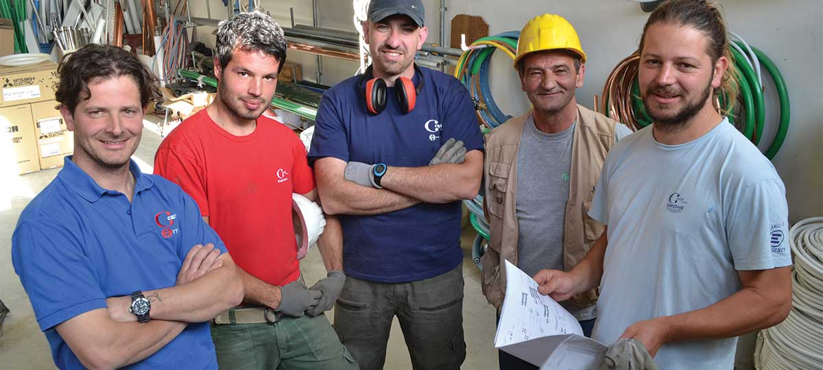 Ditta Acquasystem Idraulici Pontedera