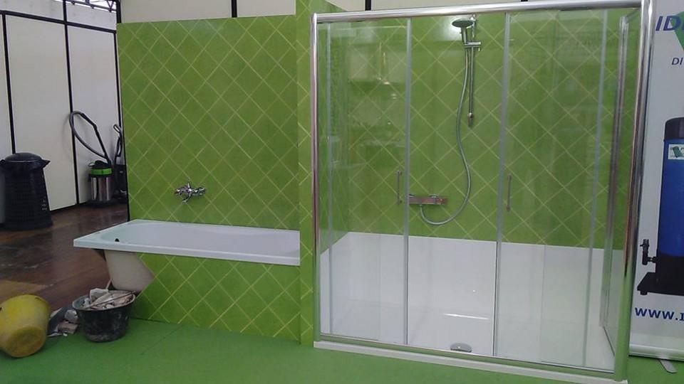 Sostituire vasca con doccia idraulici acquasystem - Sostituire la vasca con doccia ...